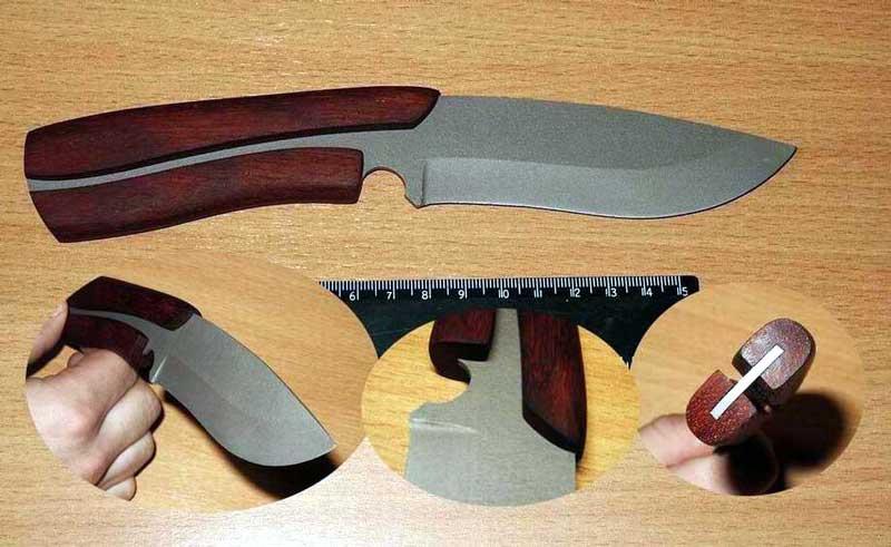 Материал для изготовления ножа своими руками 21